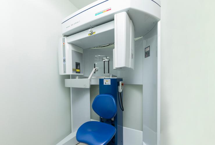 CTを用いた正確な診断